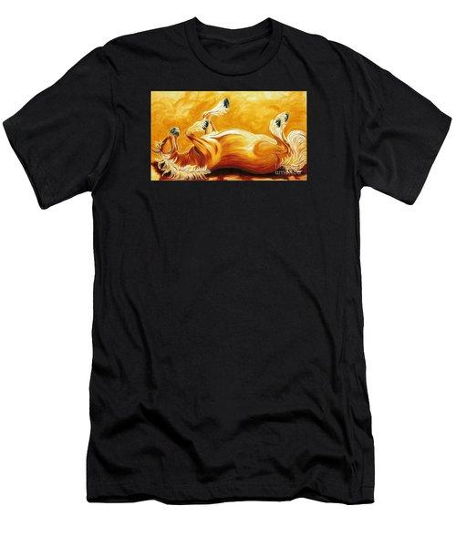 Ahh Men's T-Shirt (Athletic Fit)