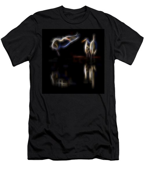 Air Elementals 1 Men's T-Shirt (Athletic Fit)
