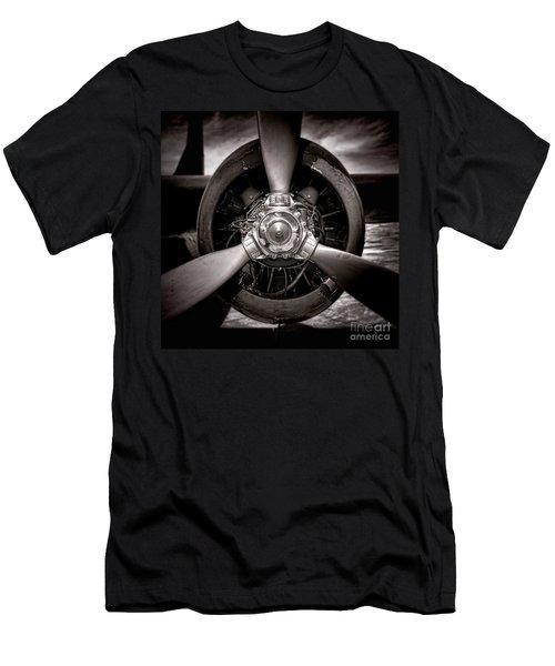 Air Power Men's T-Shirt (Athletic Fit)