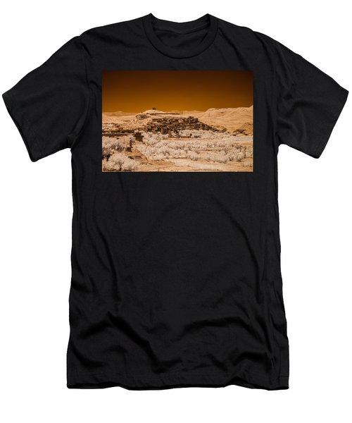 Ait Benhaddou Men's T-Shirt (Athletic Fit)