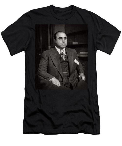 Al Capone - Scarface Men's T-Shirt (Slim Fit) by Doc Braham