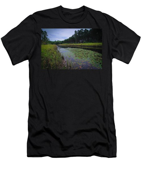 Alabama Country Men's T-Shirt (Athletic Fit)