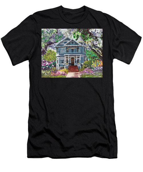 Alameda 1890 Queen Anne Men's T-Shirt (Athletic Fit)