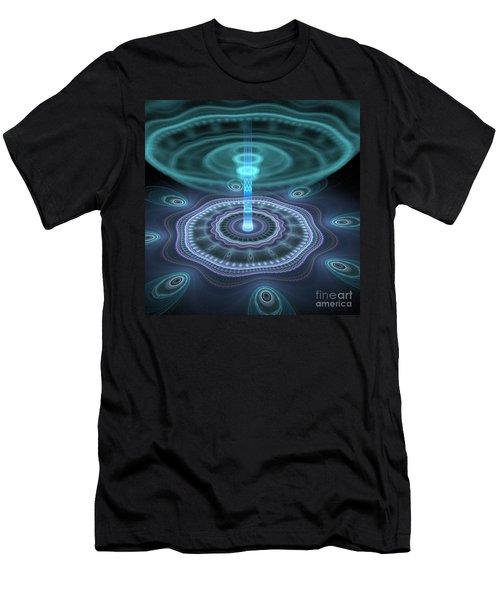 Alien Station Men's T-Shirt (Athletic Fit)