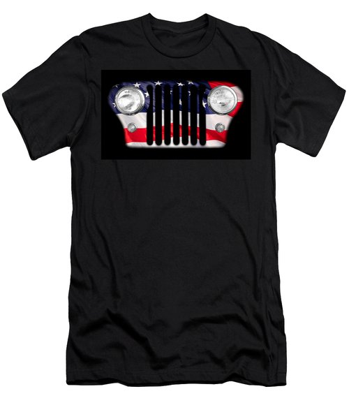 All-american Men's T-Shirt (Athletic Fit)