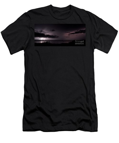 All Around Men's T-Shirt (Slim Fit) by Quinn Sedam