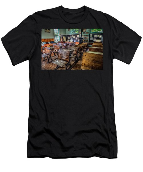 Men's T-Shirt (Slim Fit) featuring the photograph All Grades by Ray Congrove