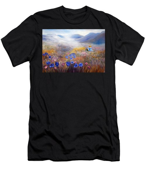 All In A Dream - Impressionism Men's T-Shirt (Athletic Fit)