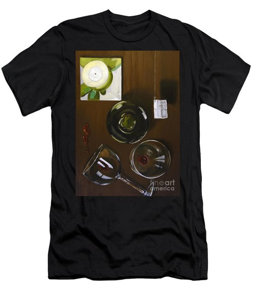 All Looked Fine From Our Perspective Men's T-Shirt (Athletic Fit)