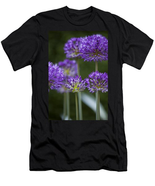 Alliums Men's T-Shirt (Athletic Fit)