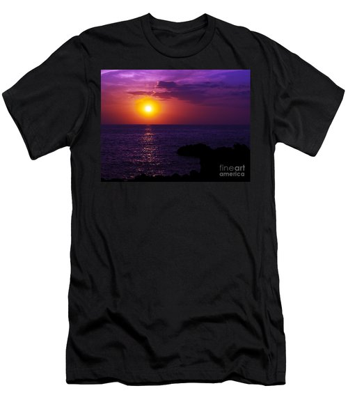 Aloha I Men's T-Shirt (Athletic Fit)