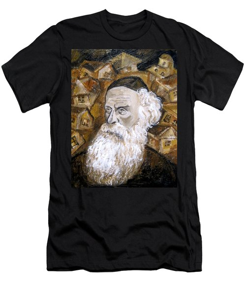 Alter Rebbe Men's T-Shirt (Athletic Fit)