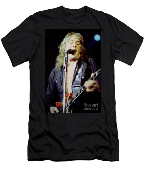 Alvin Lee - Ten Years Later At Oakland Auditorium 1979 Men's T-Shirt (Athletic Fit)
