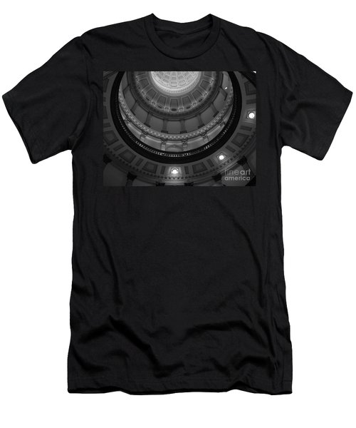 Always Look Up Men's T-Shirt (Athletic Fit)