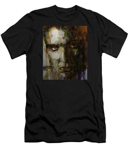 Always On My Mind Men's T-Shirt (Slim Fit) by Paul Lovering