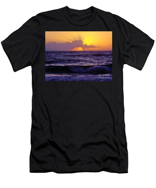 Amazing - Florida - Sunrise Men's T-Shirt (Athletic Fit)