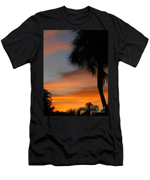 Amazing Sunrise In Florida Men's T-Shirt (Athletic Fit)