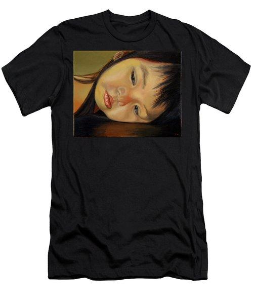 Amelie-an 12 Men's T-Shirt (Slim Fit)