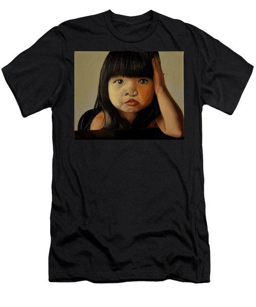 Amelie-an 5 Men's T-Shirt (Slim Fit)