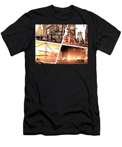 America Reloaded Men's T-Shirt (Athletic Fit)