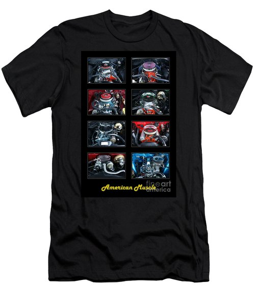 American Muscle Men's T-Shirt (Athletic Fit)