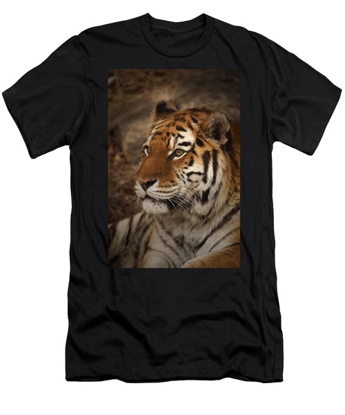 Amur Tiger 2 Men's T-Shirt (Athletic Fit)