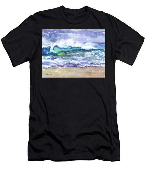 An Ode To The Sea Men's T-Shirt (Athletic Fit)