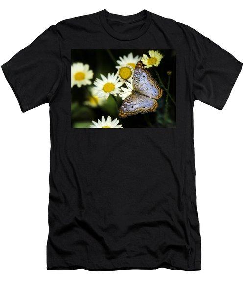 Anartia Jatrophae Men's T-Shirt (Athletic Fit)