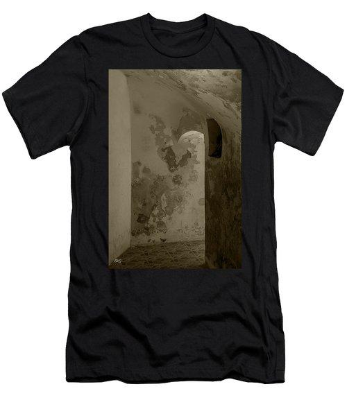 Ancient City Architecture No 2 Men's T-Shirt (Athletic Fit)