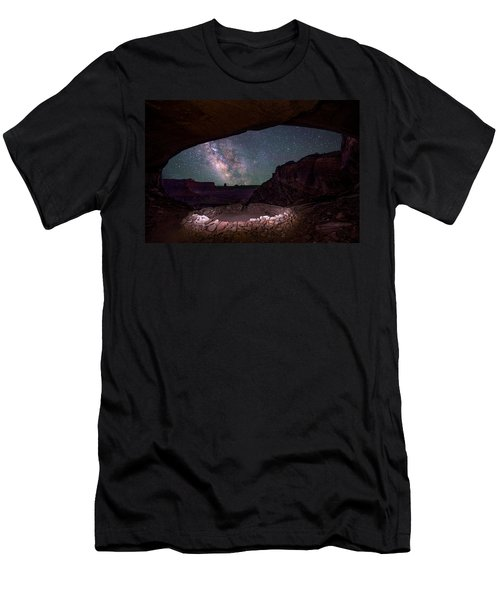 Men's T-Shirt (Athletic Fit) featuring the photograph Ancient Skies by Dustin  LeFevre