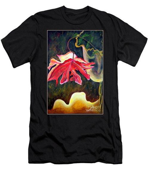 Anemone Me Men's T-Shirt (Athletic Fit)