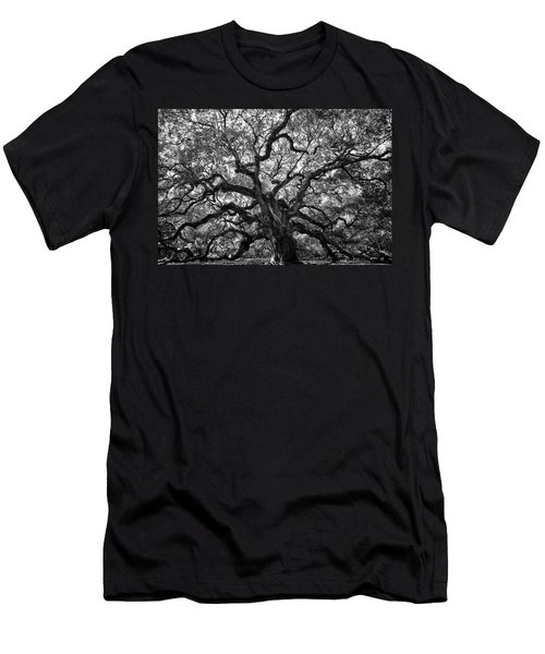 Angel Oak Men's T-Shirt (Athletic Fit)