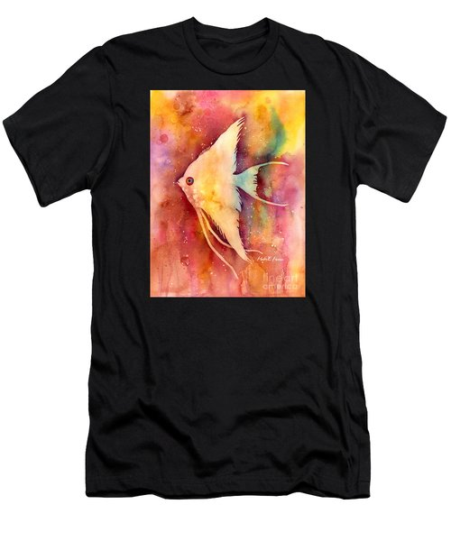 Angelfish II Men's T-Shirt (Athletic Fit)