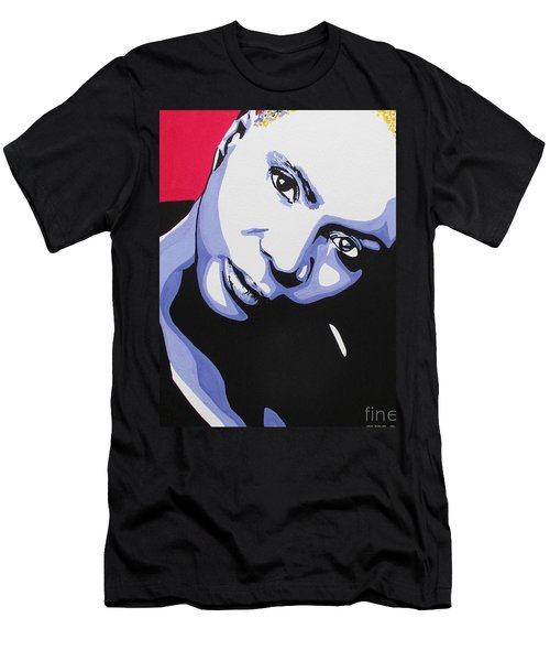 Angelique Kidjo Men's T-Shirt (Athletic Fit)