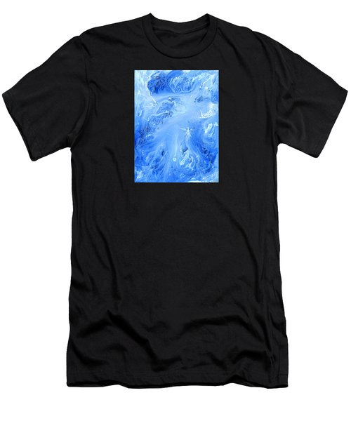 Angels In The Sky Iv Men's T-Shirt (Athletic Fit)
