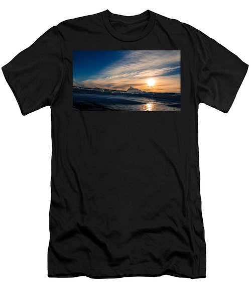 Angostura Ice 2 Men's T-Shirt (Athletic Fit)