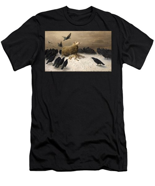 Anguish Men's T-Shirt (Athletic Fit)