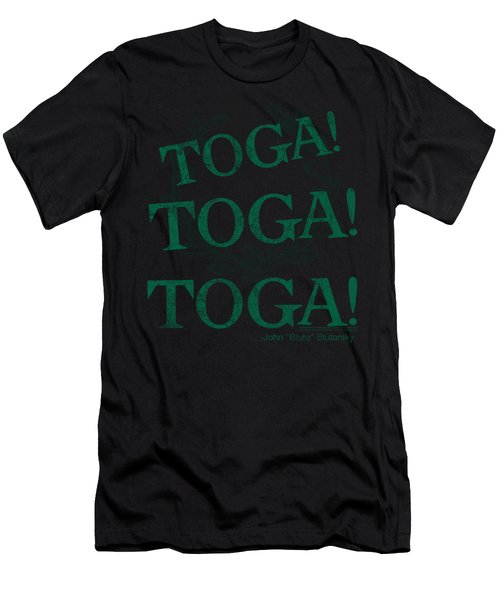 Animal House - Toga Time Men's T-Shirt (Athletic Fit)
