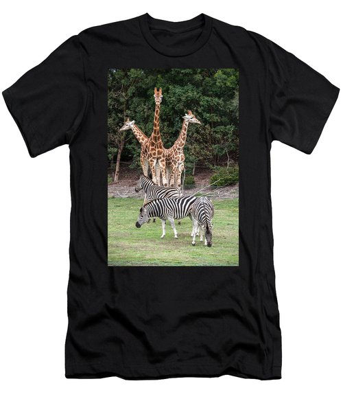 Animal Kingdom II Men's T-Shirt (Athletic Fit)