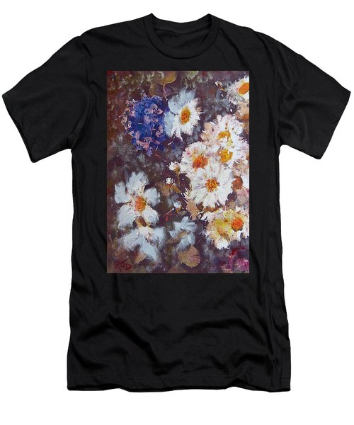 Another Cluster Of Daisies Men's T-Shirt (Athletic Fit)
