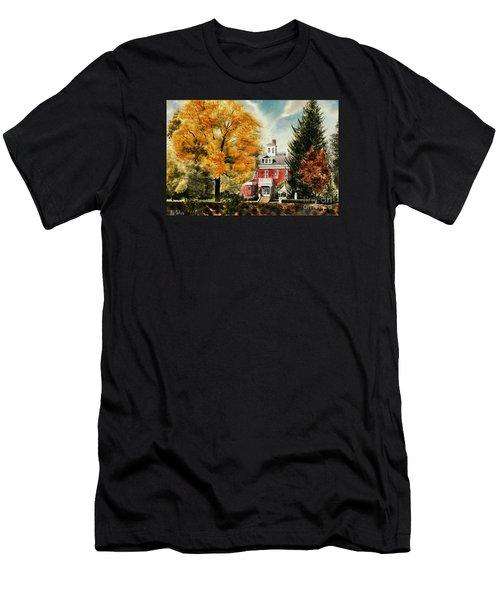 Antebellum Autumn II Men's T-Shirt (Athletic Fit)