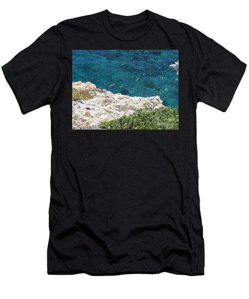 Antigua - Flight Men's T-Shirt (Athletic Fit)