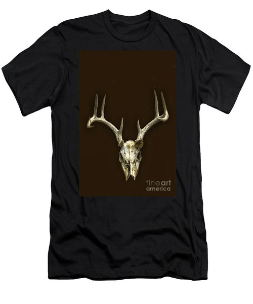 Antlers Men's T-Shirt (Athletic Fit)