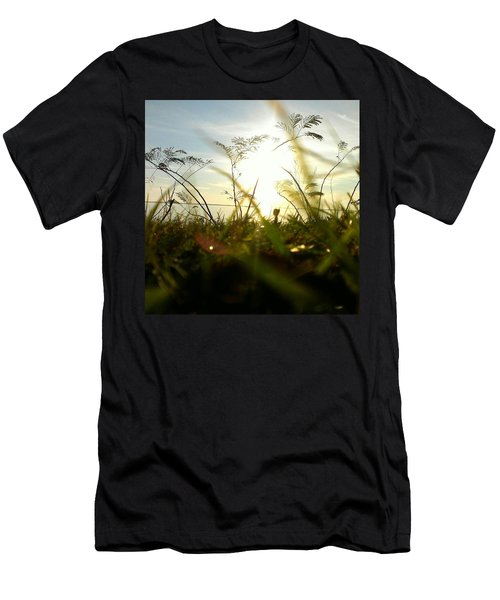 Ant's Eye View Men's T-Shirt (Athletic Fit)