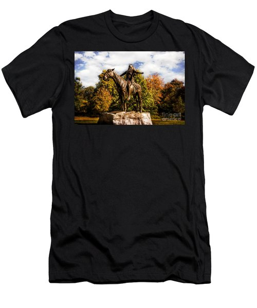 Appeal To The Great Spirit Men's T-Shirt (Athletic Fit)