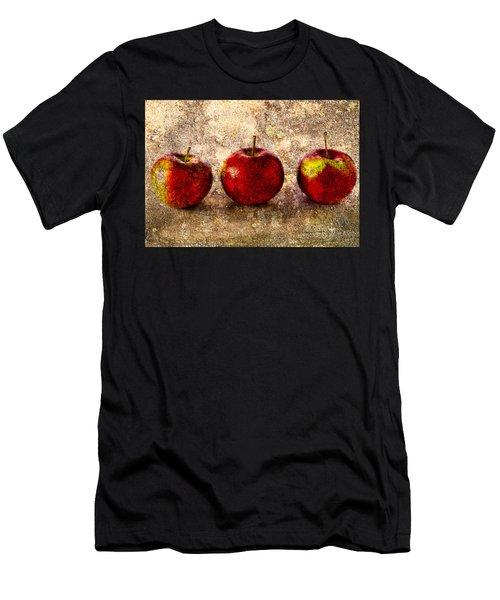 Apple Men's T-Shirt (Athletic Fit)