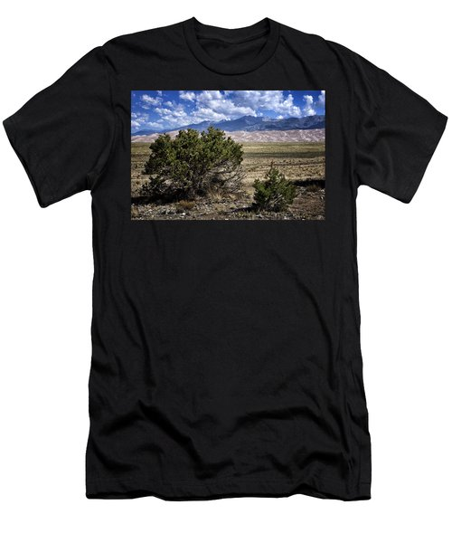 Approaching Great Sand Dunes #1 Men's T-Shirt (Athletic Fit)