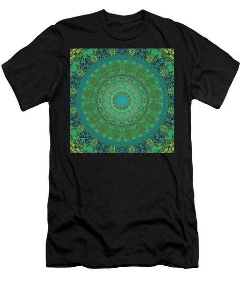 Aqua House 5  Men's T-Shirt (Athletic Fit)