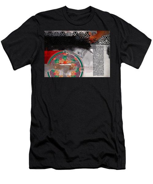 Arabesque 3 Men's T-Shirt (Athletic Fit)