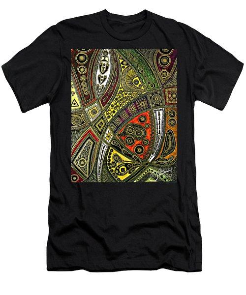 Arabian Nights Men's T-Shirt (Athletic Fit)